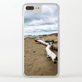 To The Deep Clear iPhone Case