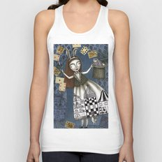The Magic Act Unisex Tank Top