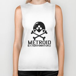 Metroid Exterminators Biker Tank