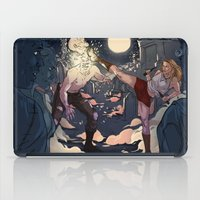 buffy iPad Cases featuring Buffy by Karina R