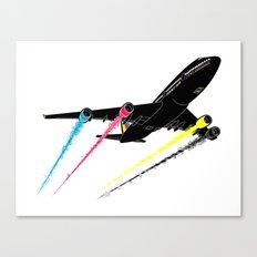 Ink Jet Canvas Print