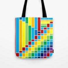 Fuzz Outline Tote Bag