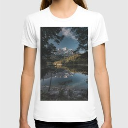 Lake Mood - Landscape and Nature Photography T-shirt