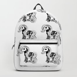 Anatomy Beastie: Pony Backpack