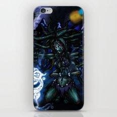 interstellar witch iPhone & iPod Skin