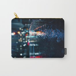Cold City Lights Carry-All Pouch