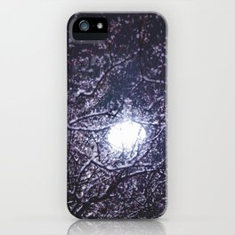 Cold spring iPhone Case