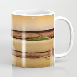 Fast food Hamburgers are the best in the world. So...yeah, I would use Hamburger stuffs for my life. Coffee Mug