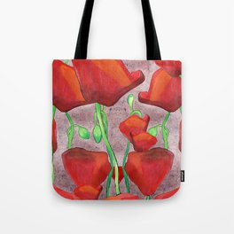 August Tote Bag