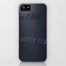 Ladder 110 iPhone Case