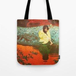 Seeking an unparallel universe Tote Bag
