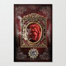 King Smokey Canvas Print