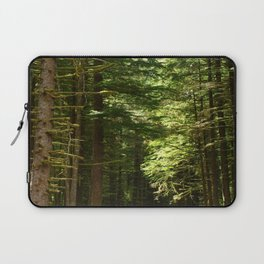 On A Road To The Rainforest Laptop Sleeve