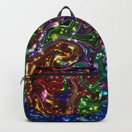 Sparkling Color Power Backpack