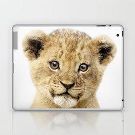 Lion Cub Laptop & iPad Skin