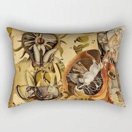 Cephalopoda Rectangular Pillow