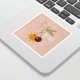 Don't quit Sticker