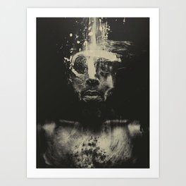 ...413... Art Print