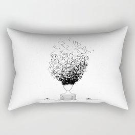ovethinker Rectangular Pillow