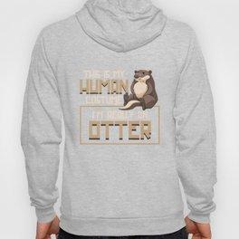 Otter Human Hoody