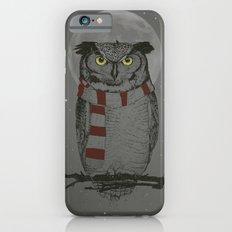 Winter owl iPhone 6s Slim Case