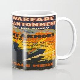 Vintage poster - Fifth Regiment Armory Coffee Mug