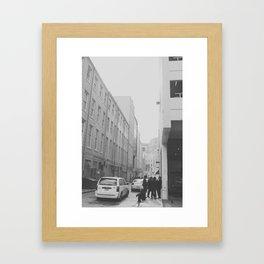 New Orleans French Quarter Framed Art Print