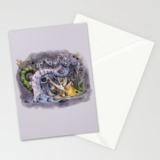 The Forest of Improbable Shapes Stationery Cards