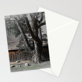 Rustic Barn Stationery Cards