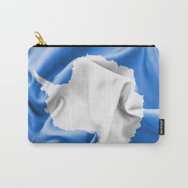 Antarctica Flag Carry-All Pouch