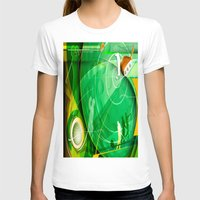 golf T-shirts featuring Golf Anyone? by Robin Curtiss