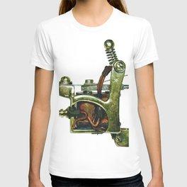 Machine ten T-shirt