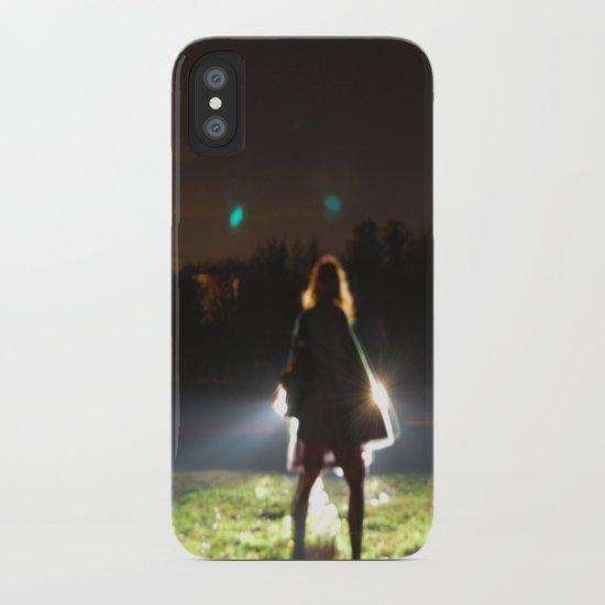 Rabbit Heart iPhone Case