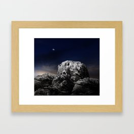 Alabama Hills 3. Framed Art Print