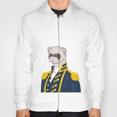Captain Ferret Hoody