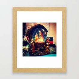 Xmas Framed Art Print