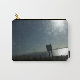 Bus window coast view Carry-All Pouch