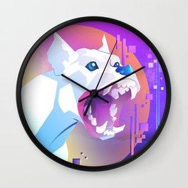 Infinity Bark Wall Clock