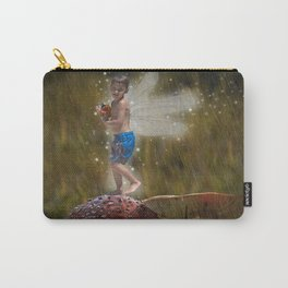 Azzie Rain Fairy Carry-All Pouch