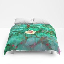 The Green Garden Comforters