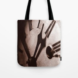 Mysteries of Time Tote Bag