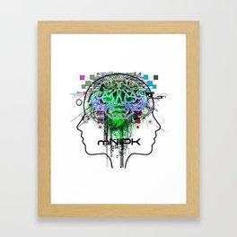 mNIPK Framed Art Print