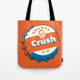 Denver's Orange Crush Defense TWO POINT OH! Tote Bag