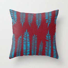 Nature's Symmetry  Throw Pillow