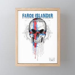 To The Core Collection: Faroe Islands Framed Mini Art Print