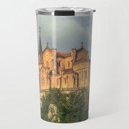 Basilica of Santa María Travel Mug