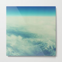 sky beauty Metal Print