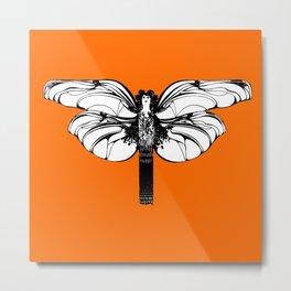 "Koloman (Kolo) Moser ""Butterfly design"" (4) Metal Print"