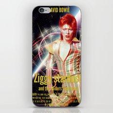 David Bowie - Ziggy stardust iPhone Skin