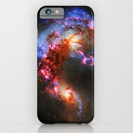 The Antennae Galaxies iPhone Case